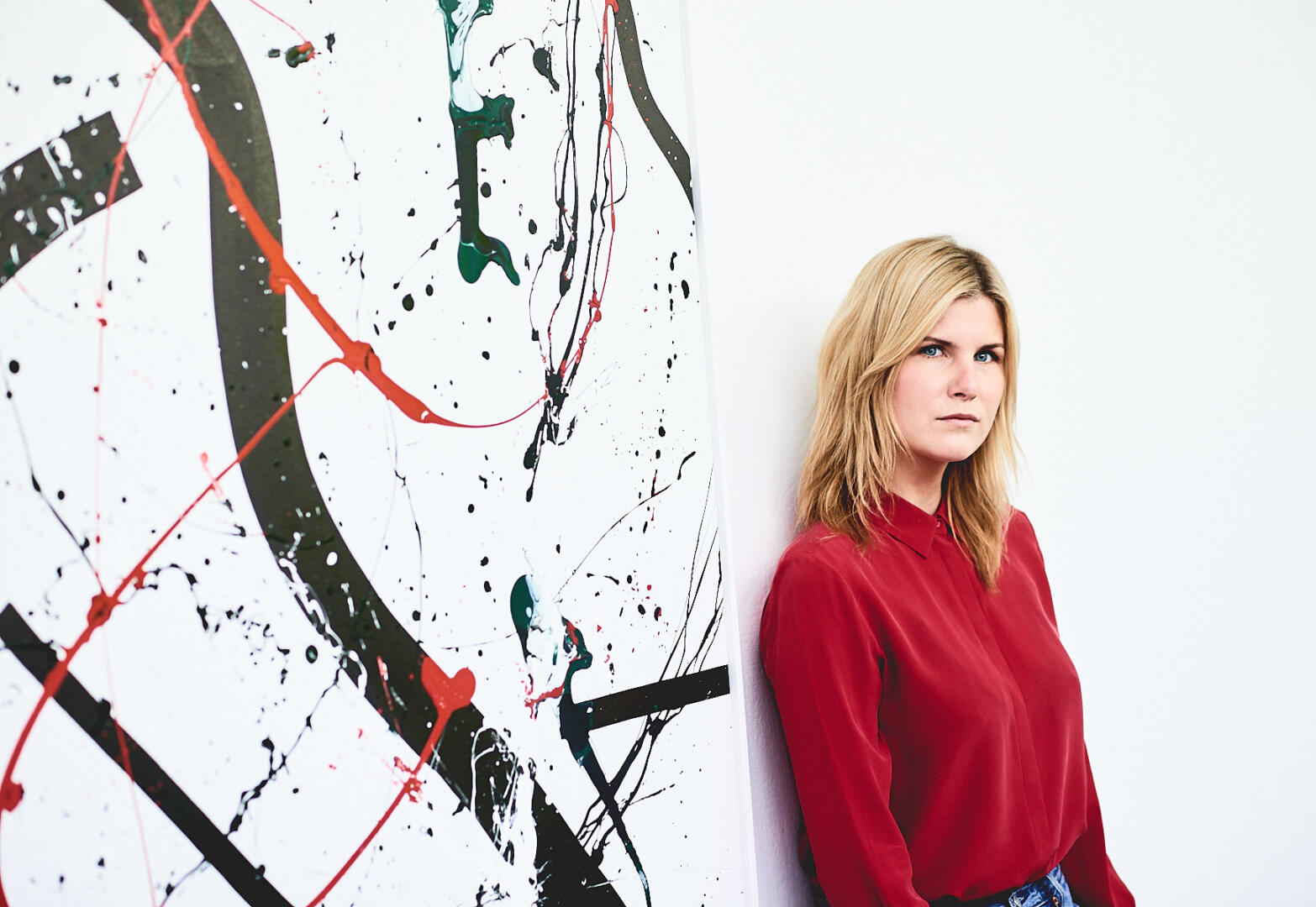 Künstlerportraits, Danni Pantel | Künstlerportraits, Reportage, Martin Peterdamm Photography