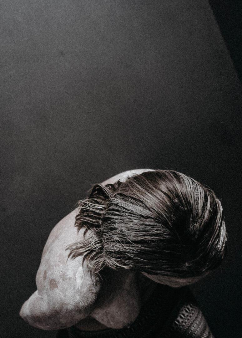 "Aktfotografie Serie (fine-art nude) ""Feel"" MPP 9610 C"