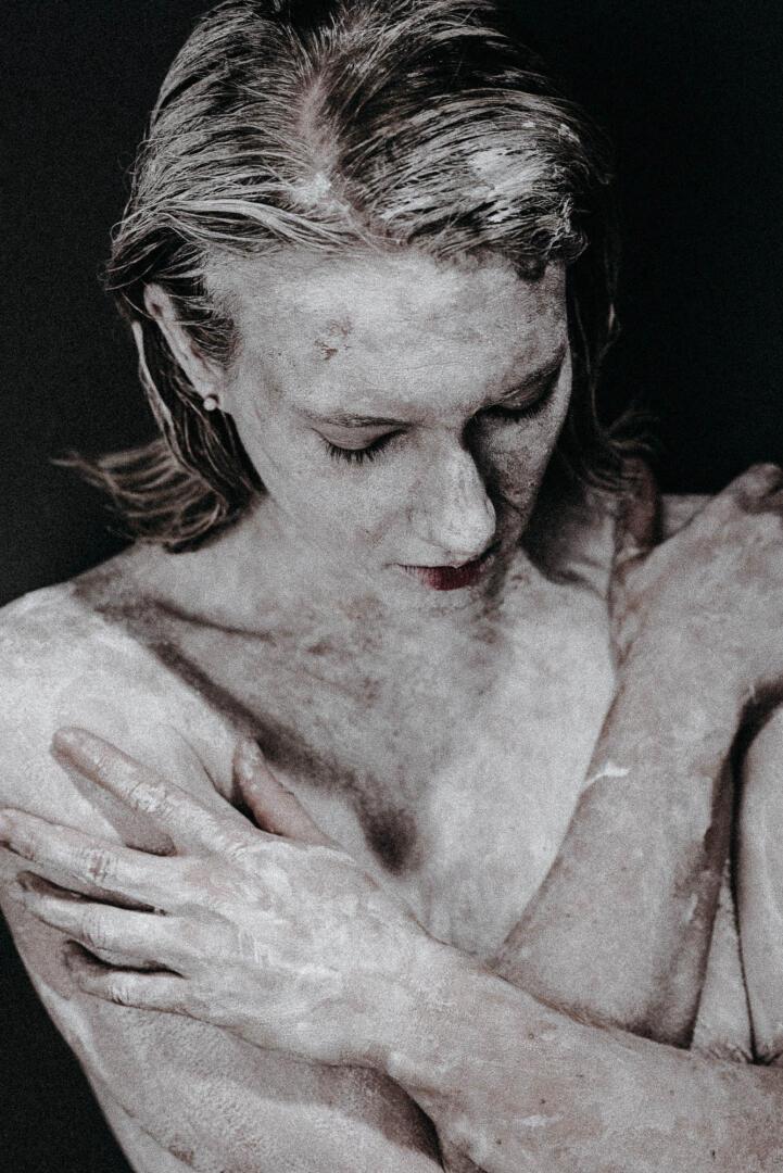 "Aktfotografie Serie (fine-art nude) ""Feel"" MPP 9635 C"