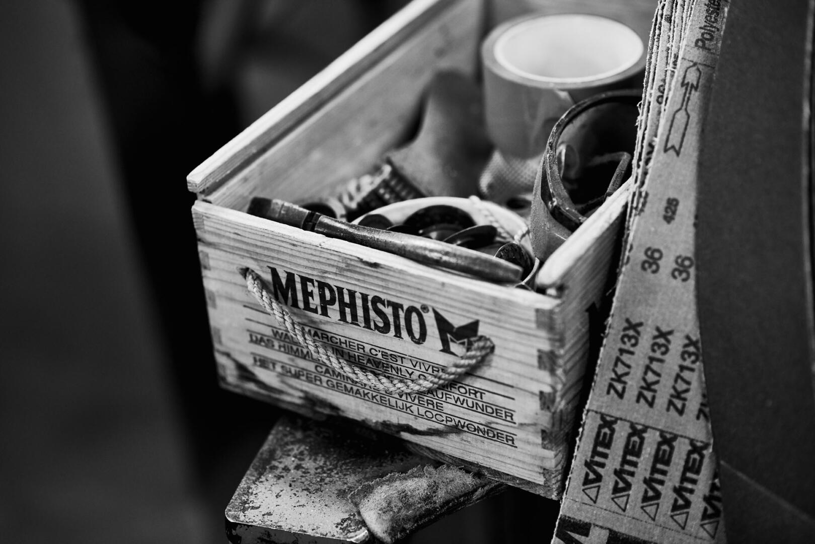 Mephisto Originals 16