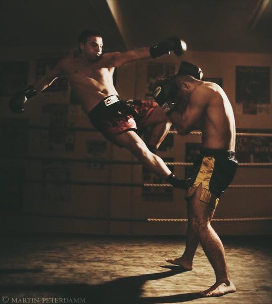 Fotoreportage, Fightclub 2007 | Fotoreportage, Martin Peterdamm Photography