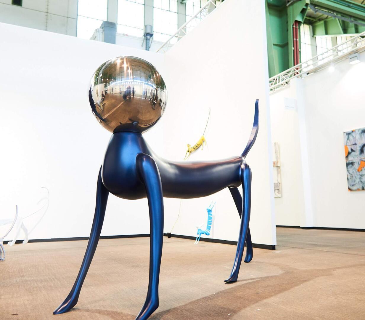 Fotoreportage von der Art Berlin 2018 39