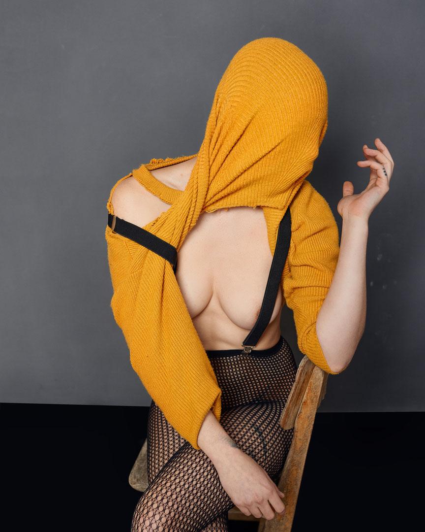 Konzeptionelle Aktfoto, Fine-art Nude Serie: Fragile mit Muriel la Roja Dez 2018 71