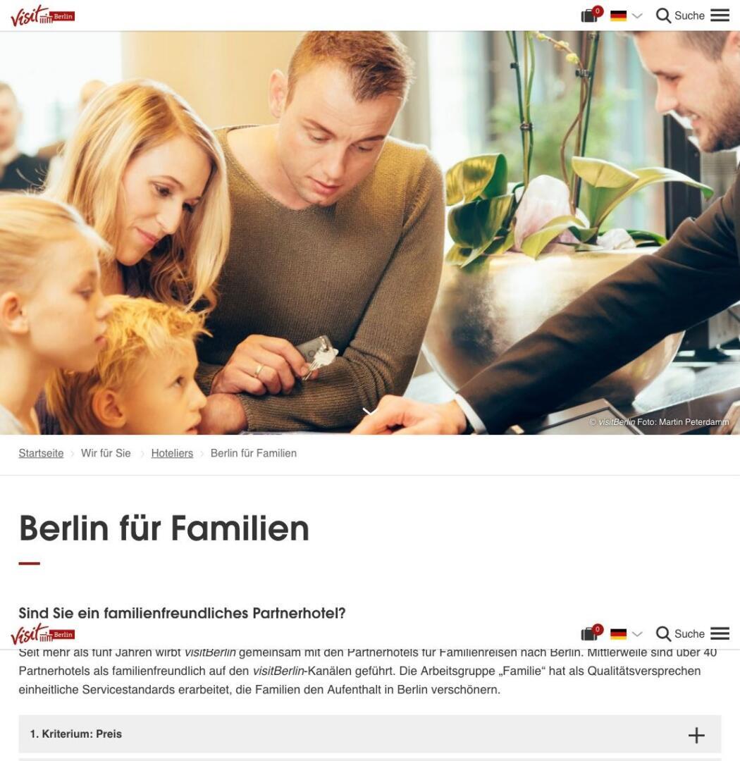 Imagekampagne visitBerlin, Imagekampagne visitBerlin Familie, Martin Peterdamm Photography