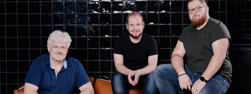 Business Portraits für das Start-up Joyce aus Berlin